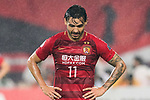 Ricardo Goulart Pereira of Guangzhou Evergrande FC reacts during their AFC Champions League 2017 Match Day 1 Group G match between Guangzhou Evergrande FC (CHN) and Eastern SC (HKG) at the Tianhe Stadium on 22 February 2017 in Guangzhou, China. Photo by Victor Fraile / Power Sport Images