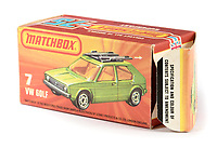 BNPS.co.uk (01202) 558833. <br /> Pic: VectisAuctions/BNPS<br /> <br /> Pictured: A VW Golf was part of the sale.<br /> <br /> A man who spent 30 years building an epic collection of Matchbox toy cars is celebrating today after it sold for £480,000.<br /> <br /> Graham Hamilton, 55, fell in love with the miniature toys as a child and would put them back in their boxes after playing with them.<br /> <br /> He began collecting seriously in his early 20s after retrieving a box of his treasured toys from his parents' loft.<br /> <br /> Graham spent over £100,000 acquiring 1,800 Matchbox cars, which was virtually every one made at Matchbox's old Lesney factory in London<br /> between 1962 and 1982.