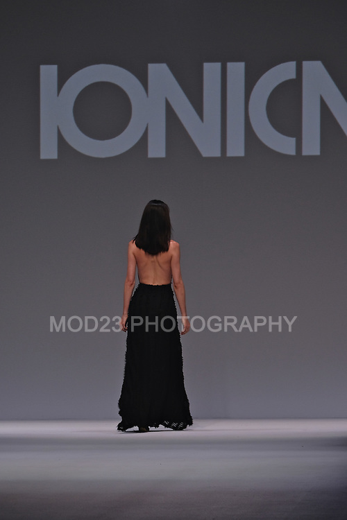 Style Fashion Week S/ S 2018  IONICA STYLE FASHION WEEK SS2018