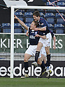 16/02/2008    Copyright Pic: James Stewart.File Name : sct_jspa01_falkirk_v_st_mirren.SCOTT ARFIELD CELEBRATES SCORING FALKIRK'S FIRST.James Stewart Photo Agency 19 Carronlea Drive, Falkirk. FK2 8DN      Vat Reg No. 607 6932 25.Studio      : +44 (0)1324 611191 .Mobile      : +44 (0)7721 416997.E-mail  :  jim@jspa.co.uk.If you require further information then contact Jim Stewart on any of the numbers above........