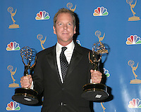 Kiefer Sutherland .58th Primetime Emmy Awards.Shrine Auditorium.Los Angeles, CA.August 27, 2006.©2006 Kathy Hutchins / Hutchins Photo....