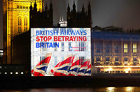British Airways Betrayal Campaign