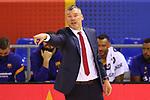 League ACB-ENDESA 2020/2021.Game 15.<br /> FC Barcelona vs Club Joventut Badalona: 88-74.<br /> Sarunas Jasikevicius.