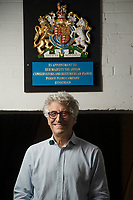 BNPS.co.uk (01202) 558833<br /> Pic: ZacharyCulpin/BNPS<br /> <br /> Pictured: Mr Winston, who was awarded the Royal Warrant in 2012<br /> <br /> A remarkable collection of rare pianos belonging to the Queen's personal restorer and conservator has emerged for sale for £250,000.<br /> <br /> David Winston is parting with 26 pianos he has amassed over the past 30 years dating from the 18th century to the present day.<br /> <br /> Mr Winston, who was awarded the Royal Warrant in 2012, is regarded as one of the foremost experts in his field and has restored pianos owned and played by Beethoven, Chopin and Liszt.<br /> <br /> His collection includes a 1925 Pleyel grand piano fitted with an original 'Auto Pleyela' self-playing mechanism in a spectacular Chinoiserie Louis XV case valued at 60,000.