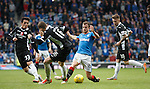 Andy Halliday and Kyle Hutton