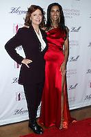 NEW YORK CITY, NY, USA - MARCH 07: Susan Sarandon, Padma Lakshmi at the 6th Annual Blossom Ball Benefiting Endometriosis Foundation Of America held at 583 Park Avenue on March 7, 2014 in New York City, New York, United States. (Photo by Jeffery Duran/Celebrity Monitor)