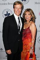 BEVERLY HILLS, CA, USA - OCTOBER 11: Jack Wagner, Kristina Wagner arrive at the 2014 Carousel Of Hope Ball held at the Beverly Hilton Hotel on October 11, 2014 in Beverly Hills, California, United States. (Photo by Celebrity Monitor)