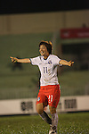 Group Stage B Japan VS Korea Republic during the 2008 AFC Women's Asian Cup, 29 May 2008, in Thong Nhat Stadium, Ho Choi Minh City, Vietnam. Photo by World Sport Group