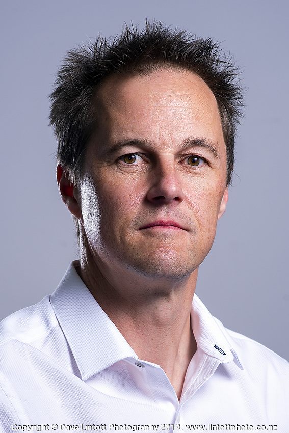 Jason Sadler, chief financial officer. CentrePort leadership team at Custom House in Wellington, New Zealand on Monday, 12 August 2019. Photo: Dave Lintott / lintottphoto.co.nz