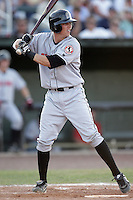 August 11, 2009: Chris McMurray of the Billings Mustangs.The Mustangs are the Pioneer League affiliate for the Cincinnati Reds. Photo by: Chris Proctor/Four Seam Images