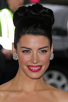 """NEW YORK CITY, NY, USA - MAY 05: Jessica Pare at the """"Charles James: Beyond Fashion"""" Costume Institute Gala held at the Metropolitan Museum of Art on May 5, 2014 in New York City, New York, United States. (Photo by Xavier Collin/Celebrity Monitor)"""