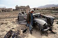 Afghanistan King's Cars