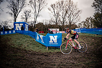 Belgian National Champion Laurens Sweeck (BEL/Pauwels Sauzen-Bingoal)<br /> <br /> Koppenbergcross 2020 (BEL)<br /> <br /> ©kramon