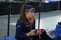 SPEEDSKATING: 12-02-2020, Utah Olympic Oval, ISU World Single Distances Speed Skating Championship, ©Martin de Jong