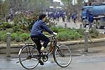 Person Biking