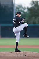 AZL White Sox starting pitcher John Parke (50) delivers a pitch to the plate against the AZL Athletics on July 20, 2017 at Camelback Ranch in Glendale, Arizona. AZL Athletics defeated the AZL White Sox 5-2. (Zachary Lucy/Four Seam Images)