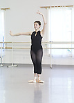 Cary Ballet Company's 16th Annual Spring Gala, Studio Rehearsal, 9 March 2013.
