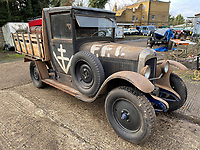 Citroen truck believed to have been used by the French Resistance during WWII has emerged for sale.