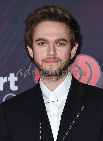 11 March 2018 - Inglewood, California - Zedd. 2018 iHeart Radio Awards held at The Forum. Photo Credit: Birdie Thompson/AdMedia