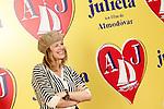 Spanish actress Emma Suarez attends the photocall of presentation of the Pedro Almodovar's new film 'Julieta'. April 4, 2016. (ALTERPHOTOS/Acero)