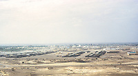 Al Ain from a Distance, UAE. Photographed March 1972.