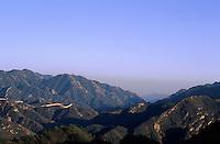China, Peking, Große Mauer bei Badaling, Unesco-Weltkulturerbe