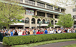 Record attendance on Bluegrass Stakes day brought 40,617 patrons.  The previous record for Bluegrass stakes day was 33,727 set on April 10, 2010..All time attendance high was previously,33,821 set on Saturday, April 21, 2007..April 14, 2012.