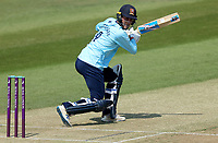 Will Buttleman of Essex in batting action during Essex Eagles vs Cambridgeshire CCC, Domestic One-Day Cricket Match at The Cloudfm County Ground on 20th July 2021