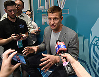 "1/28/20 - Miami: ""Super Bowl LIV Week"" - Fox Sports Media Day"