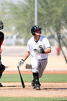 Andy Wilkins - Chicago White Sox - 2010 Instructional League.Photo by:  Bill Mitchell/Four Seam Images..