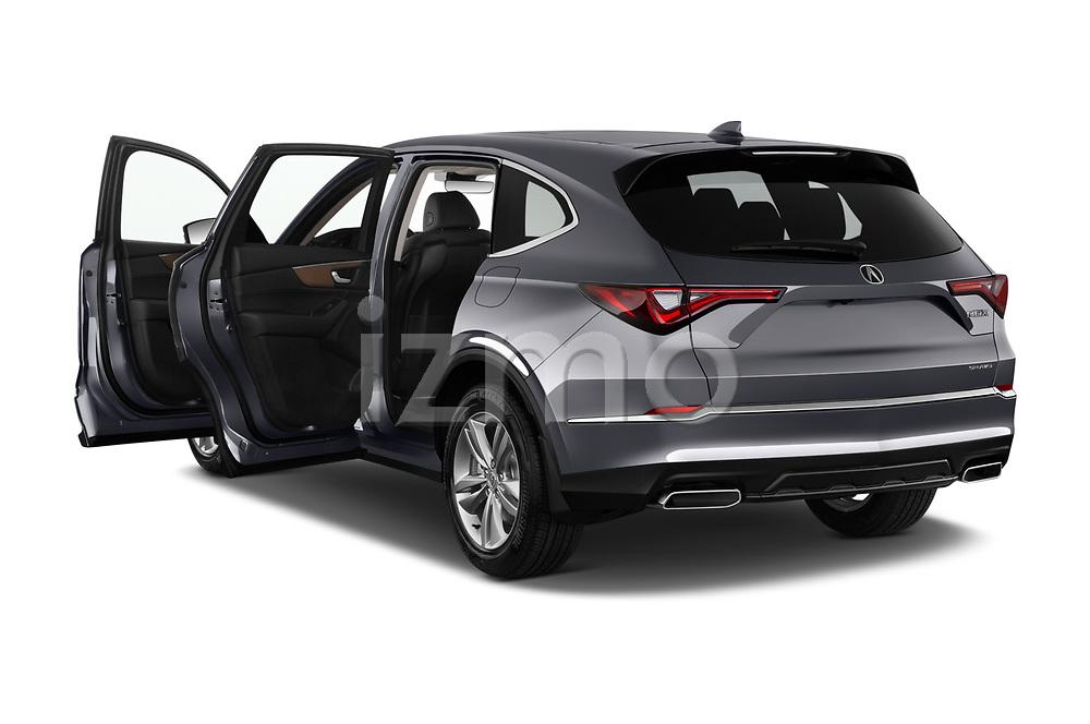 Car images of 2022 Acura MDX - 5 Door SUV Doors