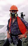 Art Wolfe on location, Hawaii Volcanoes National Park, Hawaii