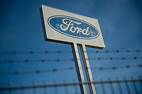Thursday 02 March 2017<br /> Pictured: <br /> Re: Ford expects to cut more than 1,100 jobs from its Bridgend plant by 2021, casting doubt on the future of the Welsh engine facility.
