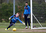 Kieran Wright and Wes Foderingham