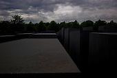 Berlin, Germany<br /> May 10, 2012<br /> <br /> Holocaust Memorial in central Berlin.