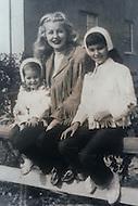Memphis, U.S.A, 1987. Patty Micci, the mother of Cybill Shepherd.. Patty Micci, the mother of Cybill Shepherd.