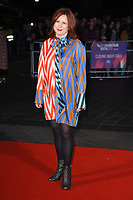 """Clare Stewart<br /> arriving for the London Film Festival 2017 closing gala of """"Three Billboards"""" at Odeon Leicester Square, London<br /> <br /> <br /> ©Ash Knotek  D3337  15/10/2017"""