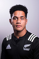 Sione Havili. The 2016 New Zealand Schools rugby union team headshots at King's College, Auckland, New Zealand on Friday, 30 September 2016. Photo: Dave Lintott / lintottphoto.co.nz