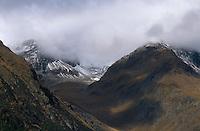 - Valtellina, Tonale pass mountains....- Valtellina, montagne del passo del Tonale ..