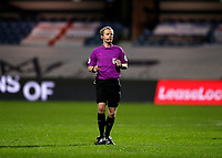 17th February 2021; The Kiyan Prince Foundation Stadium, London, England; English Football League Championship Football, Queen Park Rangers versus Brentford; Referee Gavin Ward