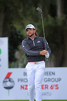 Luke Toomey. Day two of the Jennian Homes Charles Tour / Brian Green Property Group New Zealand Super 6's at Manawatu Golf Club in Palmerston North, New Zealand on Friday, 6 March 2020. Photo: Dave Lintott / lintottphoto.co.nz