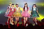 Z/Momoiro Clover Z, Jun 22, 2013 : MTV VMAJ (VIDEO MUSIC AWARDS JAPAN) 2013 at Makuhari Messe in Chiba, Japan. (Photo by AFLO)