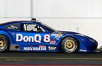 Jorge Diaz, Jr.  #8  Don Q Jaguar