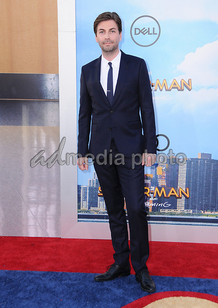 """28 June 2017 - Hollywood, California - Jon Watts. """"Spider-Man: Homecoming"""" Los Angeles Premiere held at the TCL Chinese Theatre in Hollywood. Photo Credit: Birdie Thompson/AdMedia"""