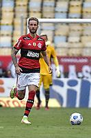 3rd October 2021; Maracana Stadium, Rio de Janeiro, Brazil; Brazilian Serie A, Flamengo versus Athletico Paranaense; Léo Pereira of Flamengo