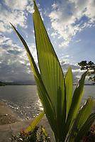 Guatemala, Hotel Amatique Bay Resort am  Golf von Honduras