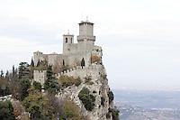 Veduta di San Marino.<br /> Overview of San Marino.<br /> UPDATE IMAGES PRESS/Riccardo De Luca