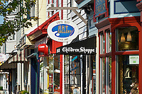 Shops, Cape May, New Jersey, NJ, USA