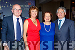 All style at the Lee Strand social last Saturday night in the Ballygarry House hotel, Tralee were L-R Billy&Mary Nolan and Ann&John Conway.