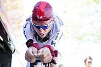 Tony Martin (GER/Katusha-Alpecin) warming up<br /> <br /> Baloise Belgium Tour 2017<br /> Stage 3: ITT Beveren - Beveren (13.4km)